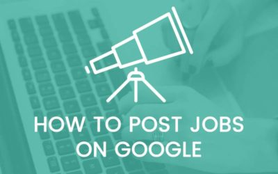 How to Post Jobs on Google