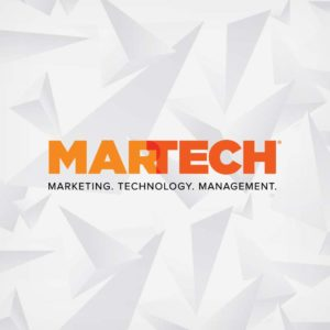 MarTech Conference Logo 2018