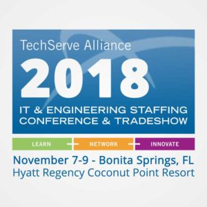 TechServe Alliance Conference 2018