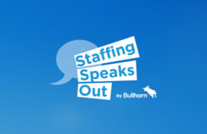 Staffing Speaks Out Logo